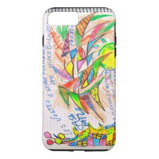 CASA BATLO-ANTONIO GAUDI-BARCELONA iPhone 8 PLUS/7 PLUS HÜLLE