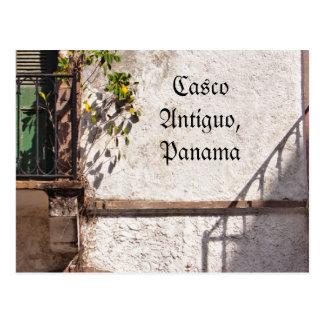 Casco Antiguo, Panama - Postkarte