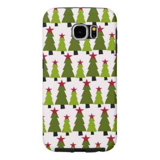 Case-Mate-Abdeckung Weihnachtsbaum-Samsungs-Galaxi
