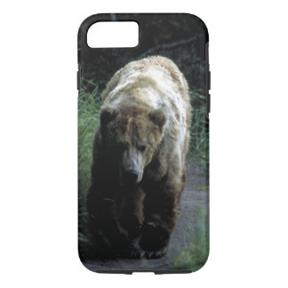 "Case-Mate stark für iPhone 7"" Grizzlybär """