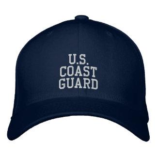 Casquette Brodée U.S. La garde côtière
