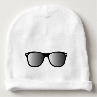 Casquette infantile de calotte de lunettes de bonnet pour bébé