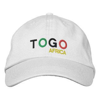 Casquette réglable de Togo*
