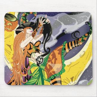 Cassandra la fée de sorcière tapis de souris