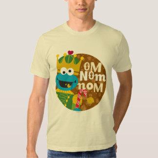 Casse-noix de monstre de biscuit tshirts