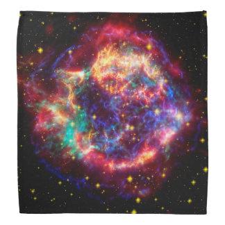Cassiopeia, Milchstraße-jüngste Supernova Halstuch
