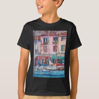 Cassis Hafen - T - Shirt