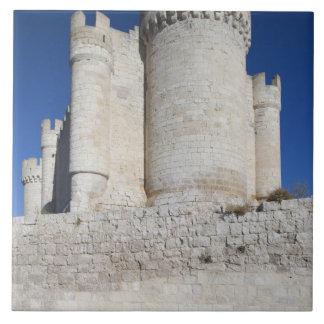 Castillo Penafiel, enthält Wein-Museum Keramikfliese