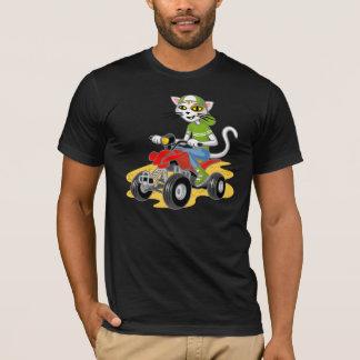 Cat and quad T-Shirt