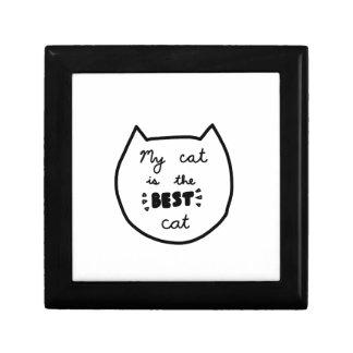 Cat-LIEBHABER-Shirts, Zusätze, Geschenke Geschenkbox