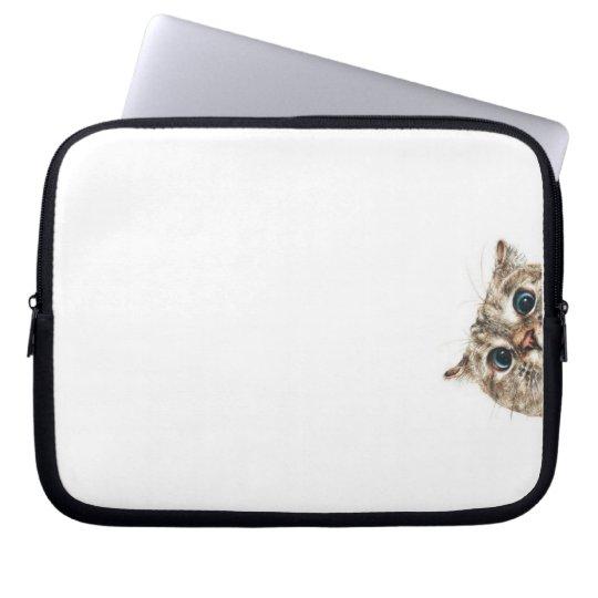 Cat sleeve housse pour ordinateur portable