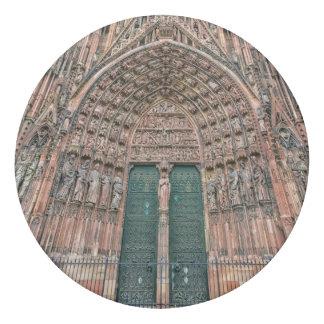 Cathedrale Notre-Dame, Straßburg, Frankreich Radiergummi 1