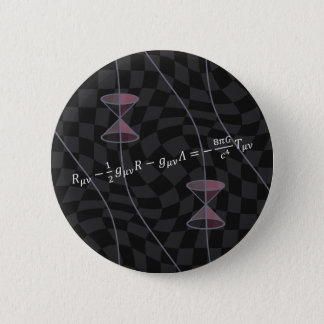 Causality in the Relativity Theory (type 1) Runder Button 5,1 Cm