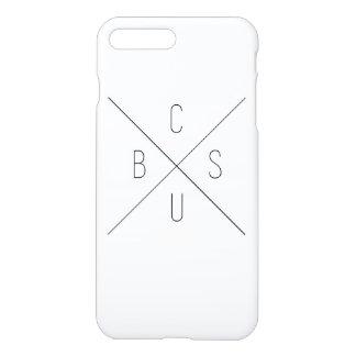 CBUS (Columbus, Ohio) Telefon-Kasten iPhone 8 Plus/7 Plus Hülle