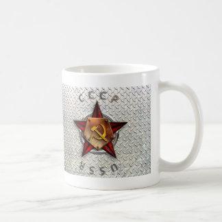 CCCP UDSSR GESCHICHTSTasse Kaffeetasse