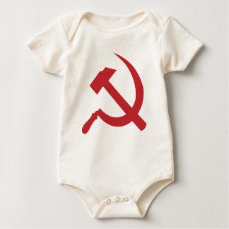 cccp UDSSR-Hammer und Sichel Baby Strampler