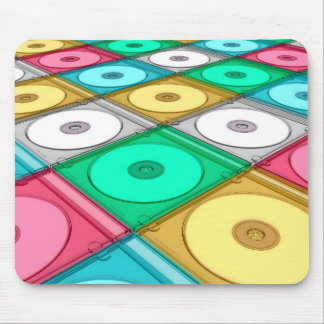 CD Disc Mousepad