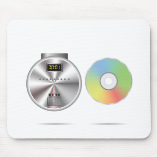 CD-Player Mousepad