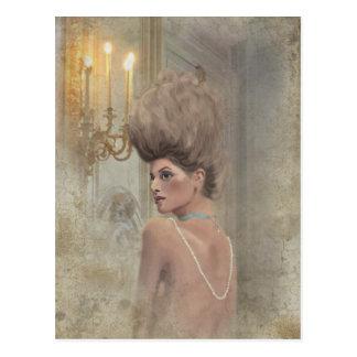Cécile Postkarte