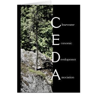 CEDA - Allgemeiner Gruß (Baum) Karte