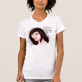 Celeste Porträt T-Shirt