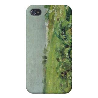 Celeyran, Ansicht des Weinbergs, 1880 iPhone 4/4S Hüllen