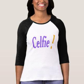 celfie lustige Geschenkideen grafischen T - Shirt