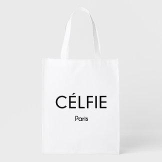 CELFIE Paris Wiederverwendbare Einkaufstasche