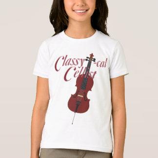 Cellist Nobel-cal T-Shirt