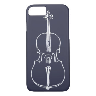Cello iPhone 6/6s Fall iPhone 8/7 Hülle