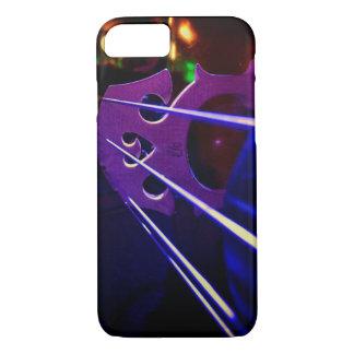 Cellobrücke und Schnurnahaufnahme iPhone 8/7 Hülle