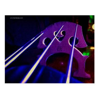 Cellobrückennahaufnahme Postkarte