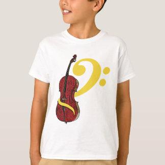 CelloClef - Babys der Kindn T-Shirt