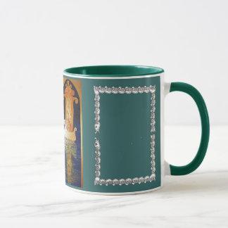 "Celtic ""Aberlemno"" PferdeTasse Tasse"