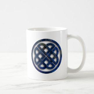 celtic knot kaffeetasse
