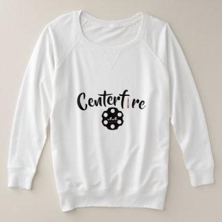 Centerfire Große Größe Sweatshirt