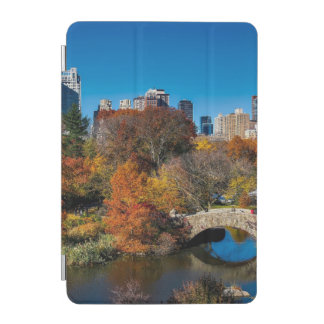 Central Park im Herbstlaub New York iPad Mini Hülle