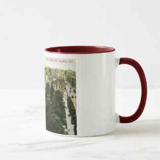 Central Park, Los Angeles, 1912 Vintag Tasse