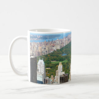 Central Park - New York, Kaffee-Tasse Kaffeetasse