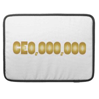 CEO-Spaßkleidung MacBook Pro Sleeve