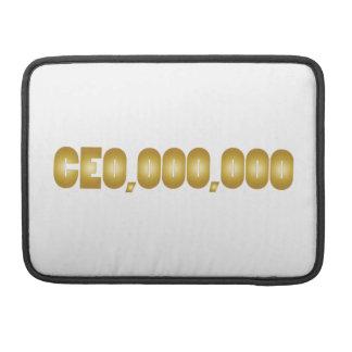 CEO-Spaßkleidung Sleeve Für MacBooks