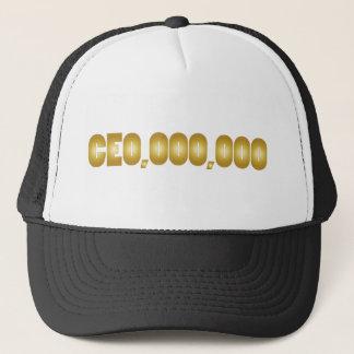 CEO-Spaßkleidung Truckerkappe