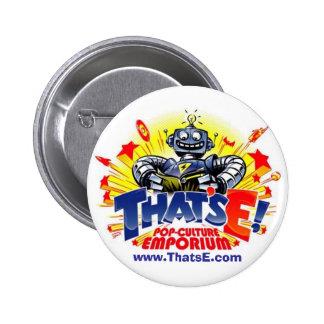 C'est bouton de divertissement ! badge rond 5 cm