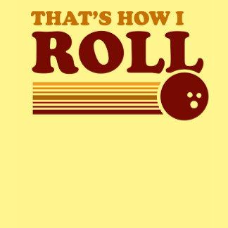 T-shirts pour bowling