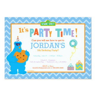 C'est une partie de biscuit carton d'invitation  12,7 cm x 17,78 cm