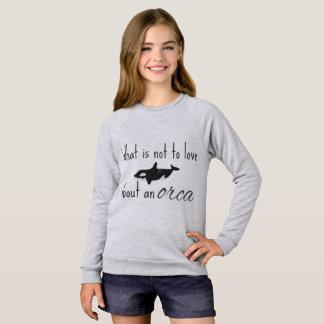 CetaMerch™ scherzt lang sleeved Sweatshirt