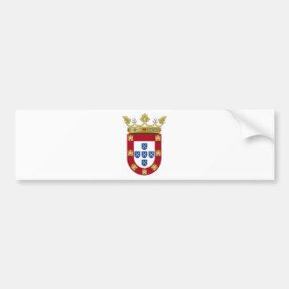 Ceuta (Spanien) Autoaufkleber