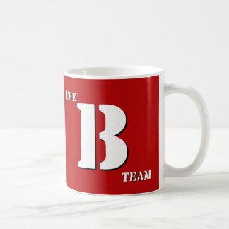 CFAM B (latant) Team-Tasse Kaffeetasse