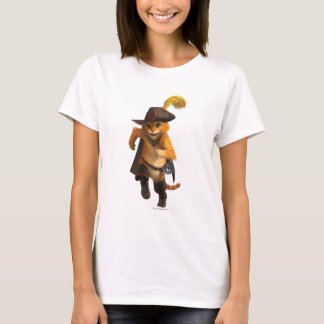 CG-Mietze-Läufe T-Shirt