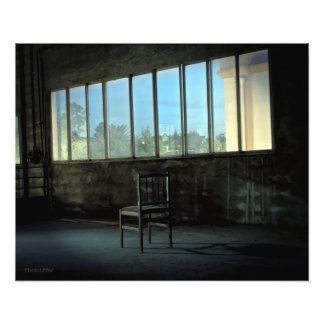 Chair Fotografische Drucke